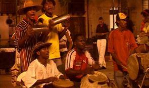 The musicians of Candela Viva