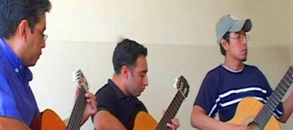 Classical music from Manta, Ecuador