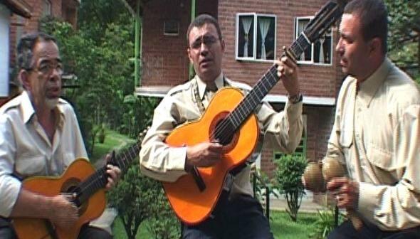 Parrandero musicians Los Trovadores Del Recuerdo