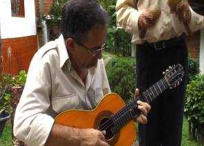 Jorge Lopez on Guitar