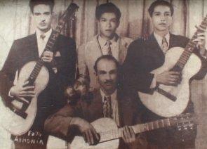 The original Trovadores circa 1950